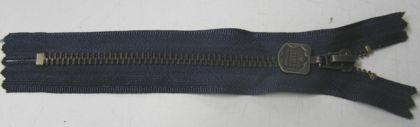 Zip spirála 3,délka 18 cm černý