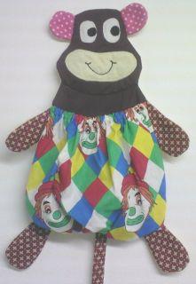 Dětský kapsář Opička