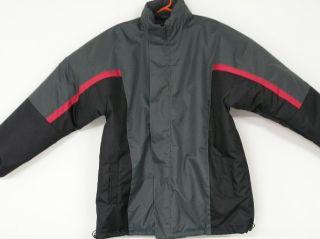 JARDA-zimní bunda černo-šedá