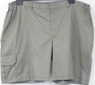 Kalhoty plátěné pánské krátké zip