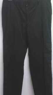 Plátěné pánské kalhoty dlouhé do gumy